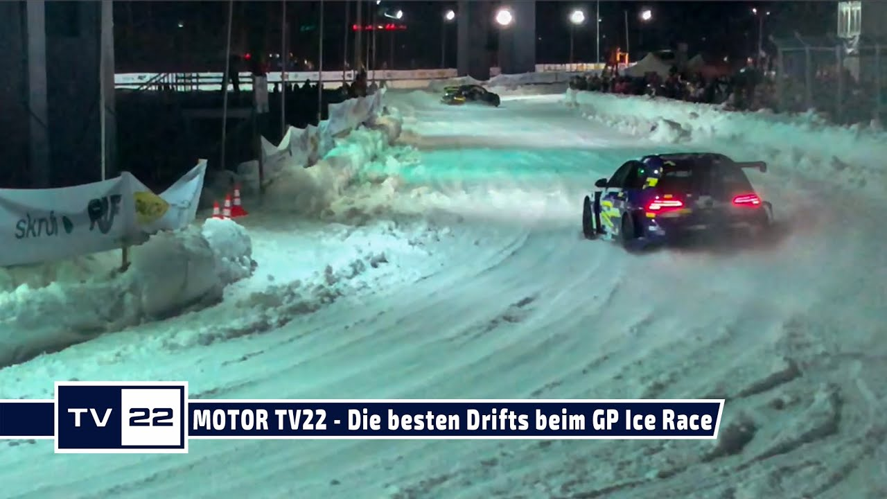 MOTOR TV22: GP ICE Race 2020 in Zell am See - die besten Drifts