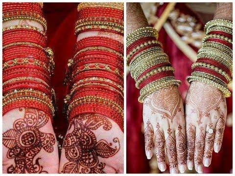 Red And White Bangle Designs  Beautiful  Amazing Bangles