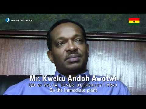 Voices of Ghana - Mr. Kweku Andoh Awotwi - CEO of Volta River Authority