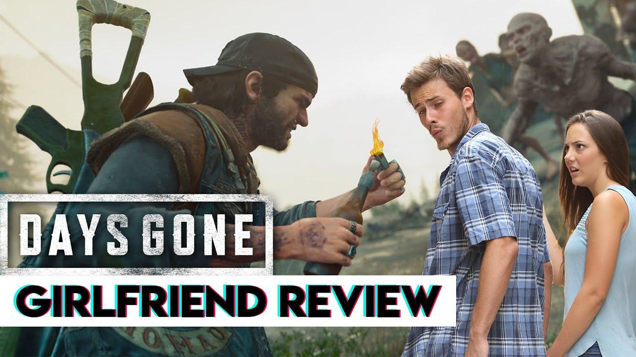 A Murder of Days Gone   Girlfriend Reviews