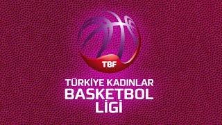 Edremit Bld. Gürespor - Elazığ İl Özel İdare TKBL Playoff Çeyrek Final 1. Maç