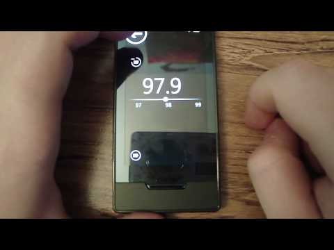 Zune HD Interface Tour