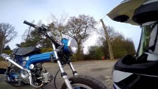 MA NOUVELLE MOTO / DAX 50 / BLABLA, PRESENTATION