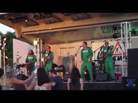 Watauga Fest 2016 - Poo Live Crew - Party in the USA (Cover)