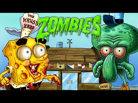 krusty krab Custom Zombies (Call of Duty Black Ops 3 Zombies)