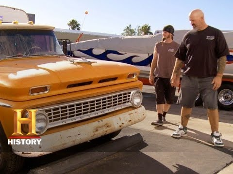 Counting Cars: A '63 Chevy Camper Hillbilly Limo