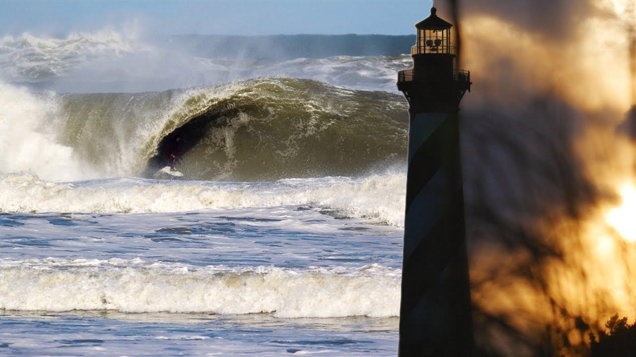 Winter Storm Skylar | Cape Hatteras Pumped!