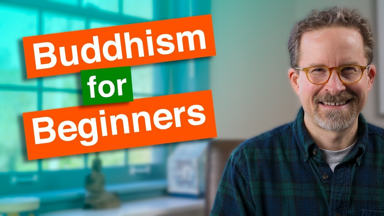 Buddhism for Beginners - Are you a beginner at Buddhism? This is the video for you!