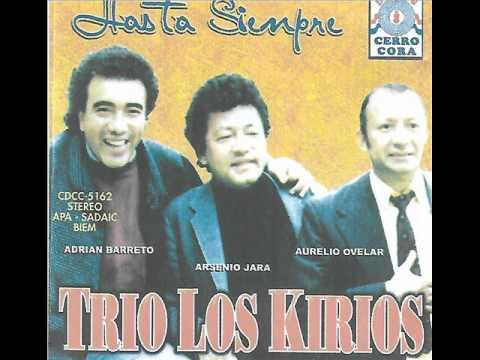 LOS KYRIOS EN RADIO PARAGUAY AÑO 1967