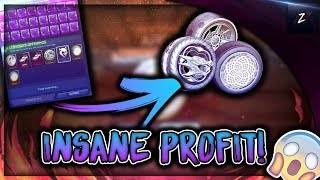 BUYING ALL THE MOST EXPENSIVE WHITE ITEMS IN ROCKET LEAGUE! | (ROCKET LEAGUE MOST EXPENSIVE TRADES)