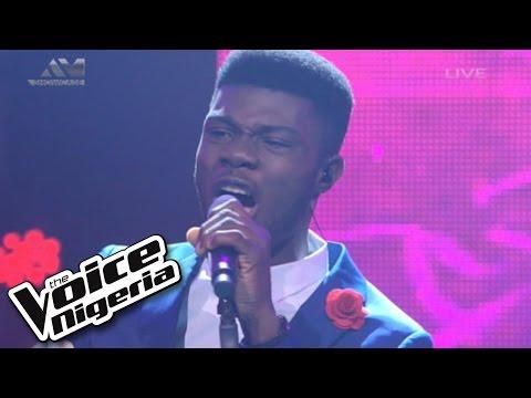 David Operah sings