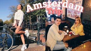 Roadtrip to Amsterdam ( mein Erstes Mal ♡ ) -Adorable Caro