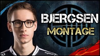 Best of Bjergsen - 2016 Montage