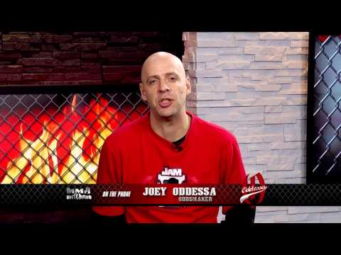 MMA Meltdown with Gabriel Morency - Fightnomics' Reed Kuhne & Joey Odessa