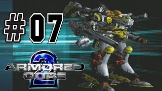 Armored Core 2 Ep 07 : Powerful laser rifle
