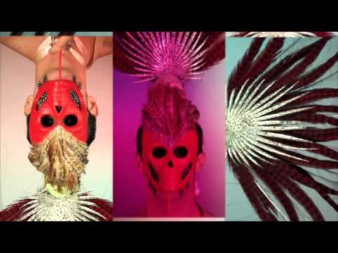 Sam Sparro - Pink Cloud  Official Music Video