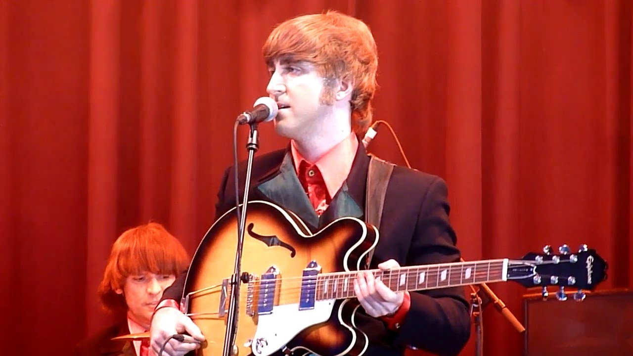 The Bootleg Beatles - Twist And Shout [Live at Glastonbury Festival,  Acoustic Stage - 28-06-2015]