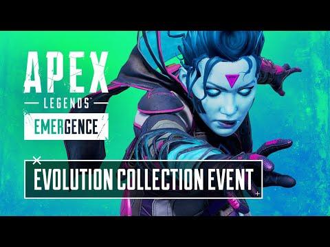 Apex Legends Evolution Collection Event
