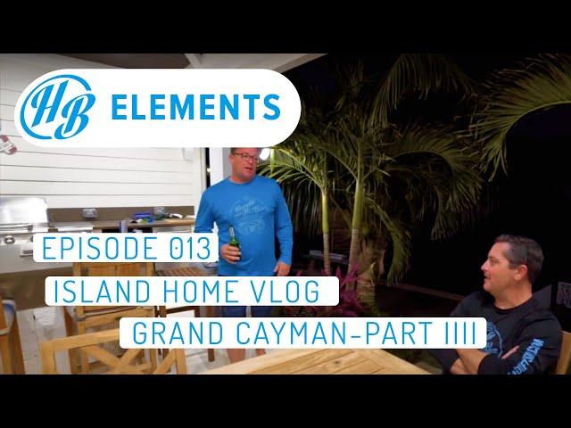 Island Home Vlog | Exterior Design | Grand Cayman
