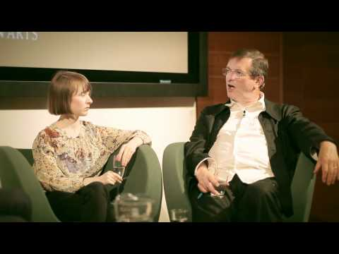 Somerset House Behind The Screen: Mike Newell & Bryony Hannah .mov