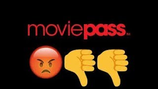 Venting about MoviePass