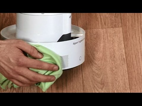 Dyson Humidifier - Weekly cleaning (Official Dyson video)