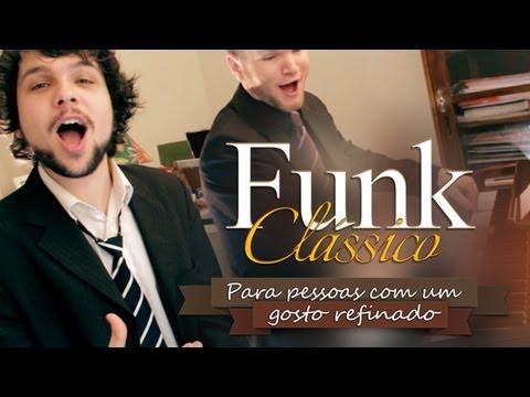 Funk Clássico - Para pessoas com um gosto refinado