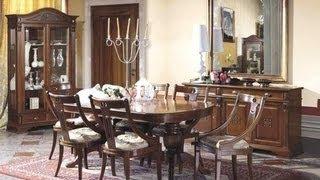 Итальянская гостиная Puccini ciliegio Claudio Saoncella(, 2013-06-03T09:03:36.000Z)