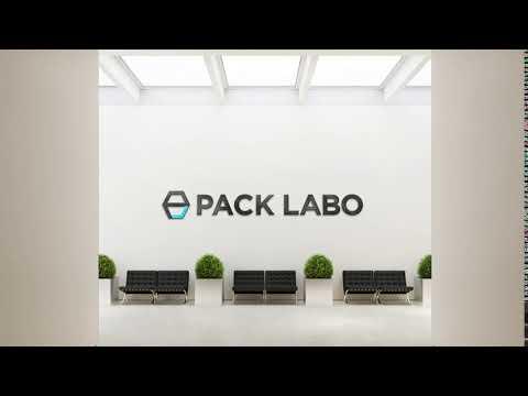 パッケージデザインサービスのロゴデザイン作成例