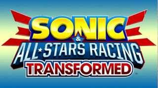 Sonic All Stars Racing Transformed OST Back In Time Sonic R Remix