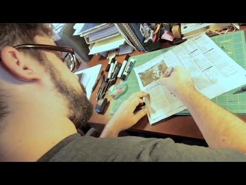 "Austin Kleon: Taking A Peek Inside ""The Invention Machine"""