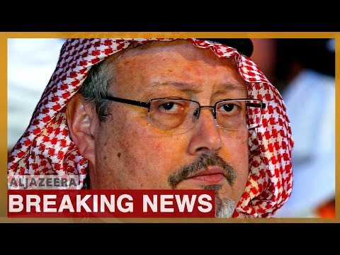 🇹🇷 Turkish prosecutors \'find evidence of Jamal Khashoggi killing\' | Al Jazeera English
