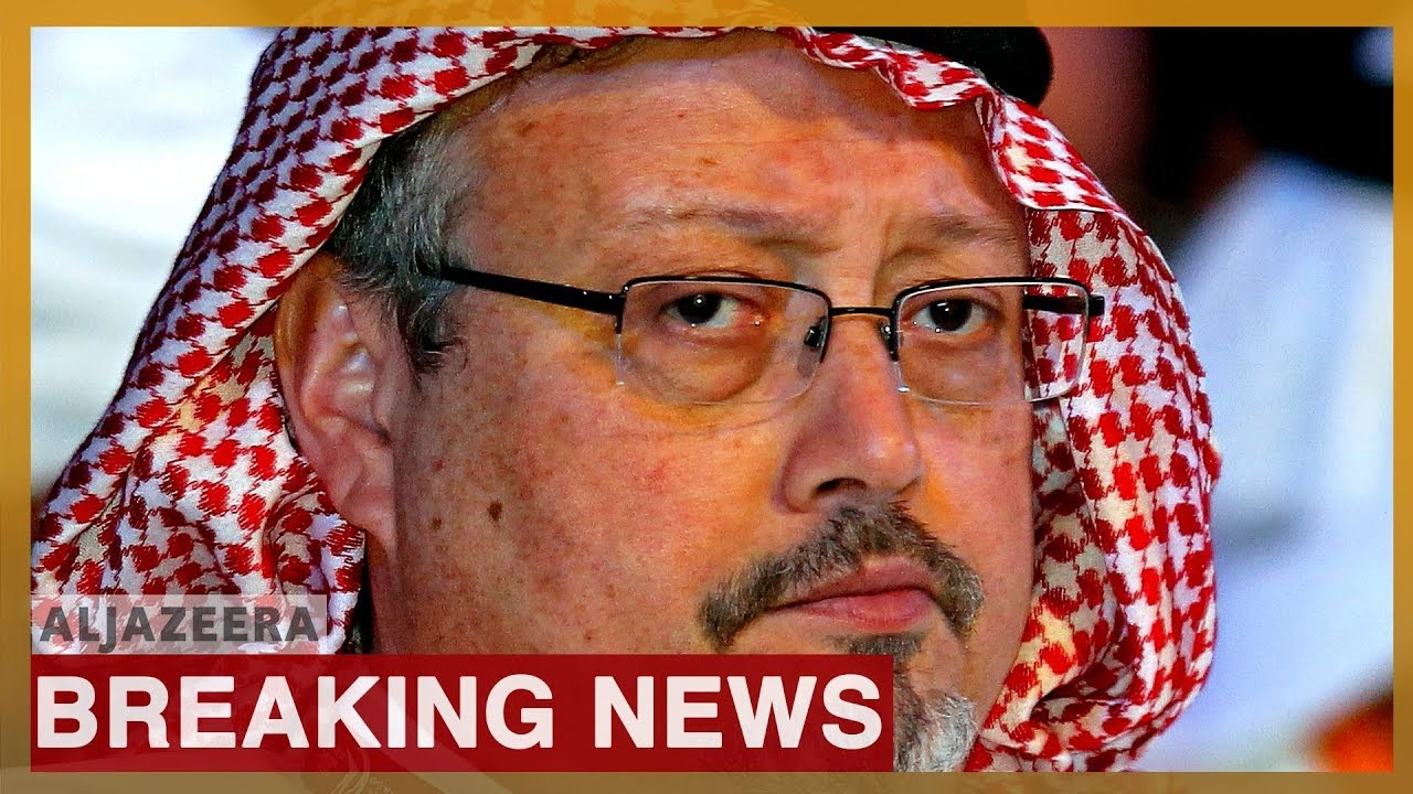 Turkish prosecutors 'find evidence of Jamal Khashoggi killing' | Al Jazeera English