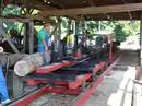 Sawmill at Chippokes Antique Farm and Forestry Museum
