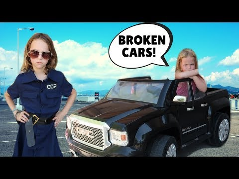 The Crazy BROKEN Car Store