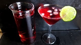 How To Make A Cranberry Cooler