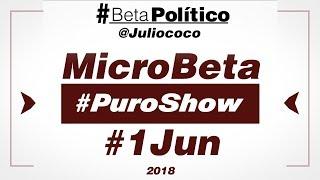 #MicroBeta #PuroShow #1Jun (Audio)
