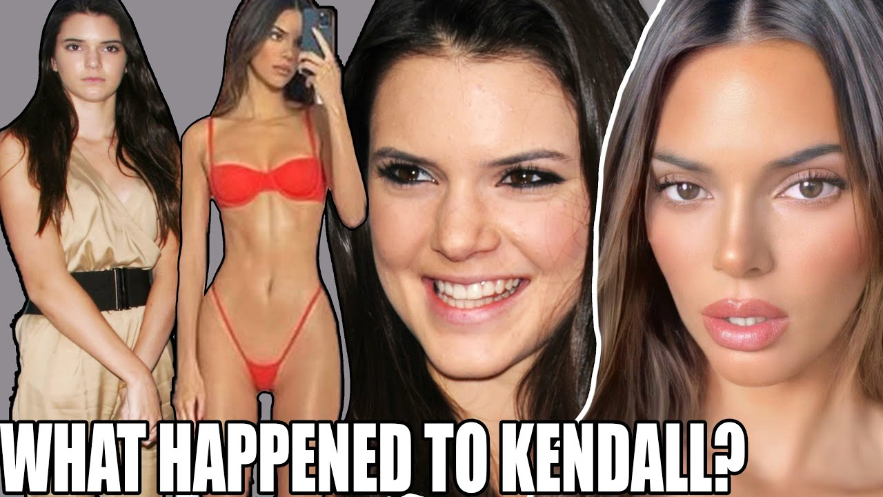 KENDALL JENNER - THE TRUTH BEHIND THE 'GLOW UP'