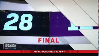 [BREAKING NEWS] McGinest SHOCKED Ravens lose to Titans, 28-12, in playoffs to end season