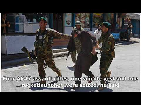 France News - Deadly attack on kabul military post