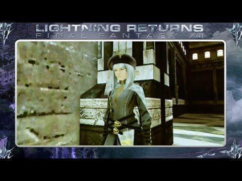 Lightning Returns FF XIII - The Saint's Stone