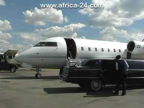ExecuJet Aviation Group South Africa - ExecuJet Lanseria Air