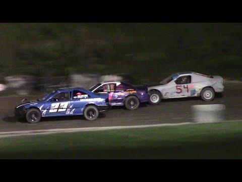Bandit Feature | Genesee Speedway | 9-2-17