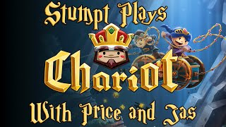 Stumpt Plays - Chariot - #1 - A Horse of a Different Color