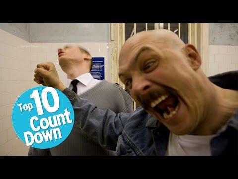 Top 10 Movie Prison Fights