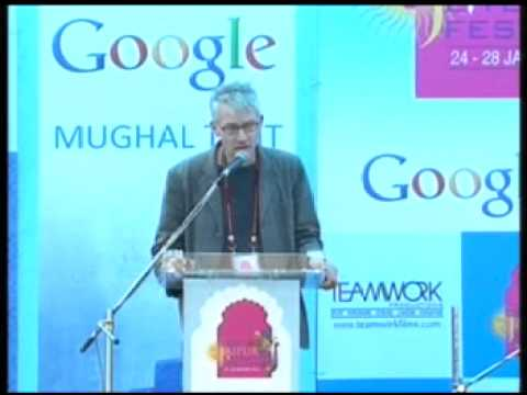#JLF 2013: Persian Fire- The First Battle for the West