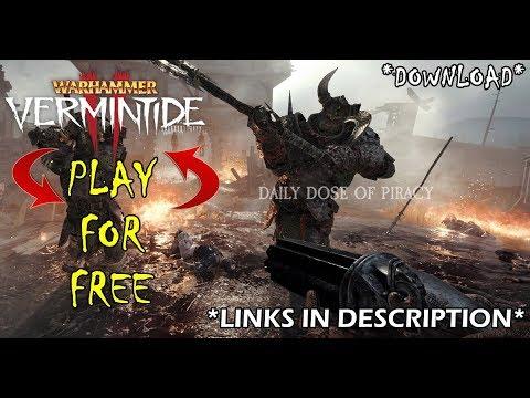 Warhammer Vermintide 2 *FREE DOWNLOAD* 100% Working
