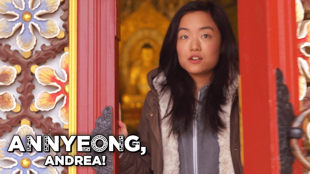 Andrea Bang explores Korea's country, culture, and people | Annyeong, Andrea