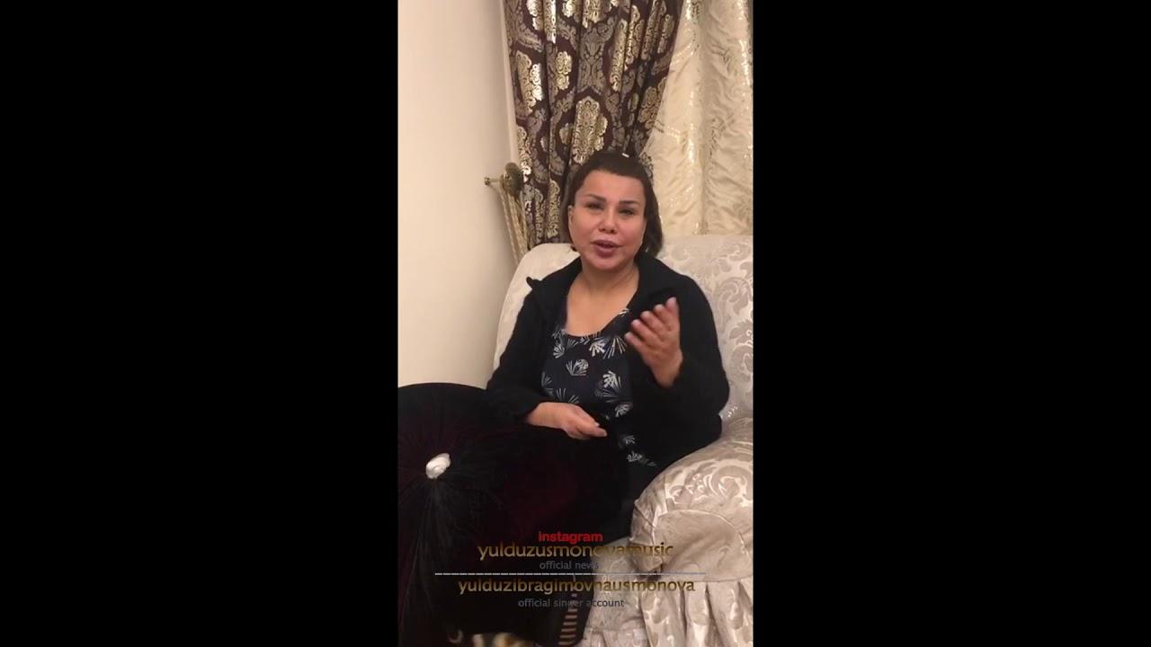 Yulduz Usmonova-  Ideyadan kushik  yaratolmaganlarga javob