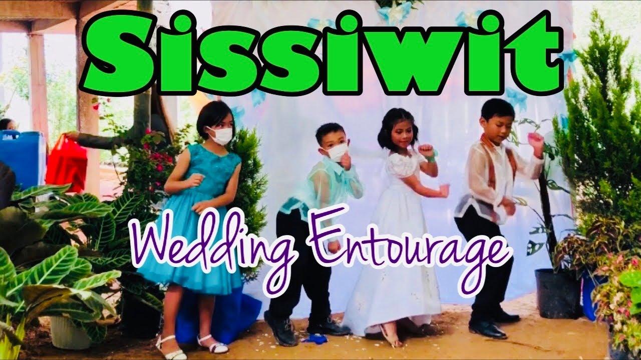 SISSIWIT TIKTOK DANCE WEDDING ENTOURAGE